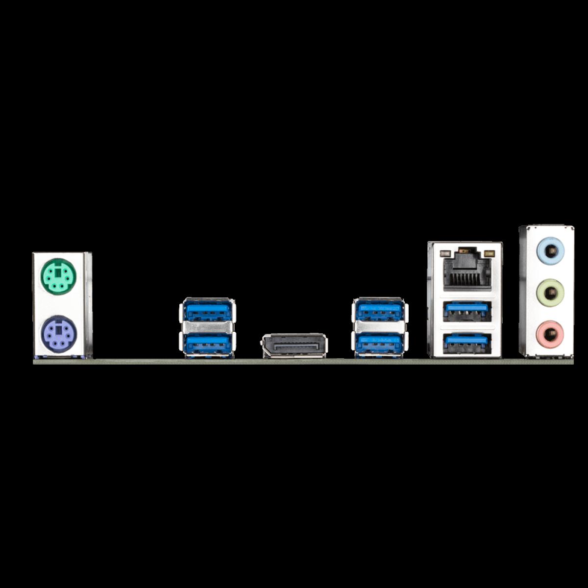 Placa Mãe Gigabyte Z590 D DDR4 ATX Lga 1200 10ª e 11ª Geração