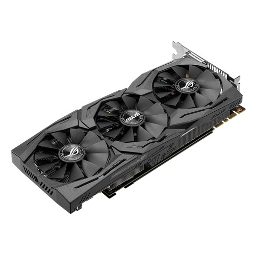 Placa de Video ASUS GTX 1070 STRIX ROG COD4 8GB GDDR5