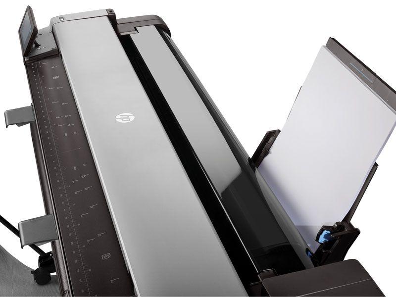 Plotter Grande HP F9A30A#B1K Designjet T830 36POL 91CM