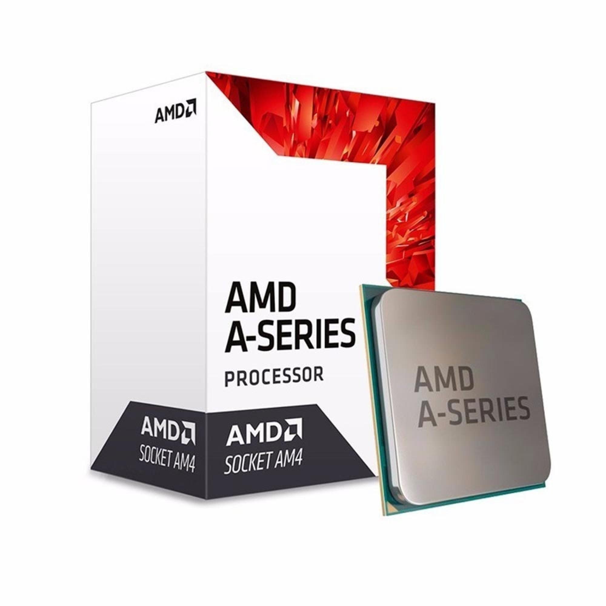 Processador AMD A12 9800 Quad-Core, Cache 2MB, 3.8GHz - AU9800AGABBOX