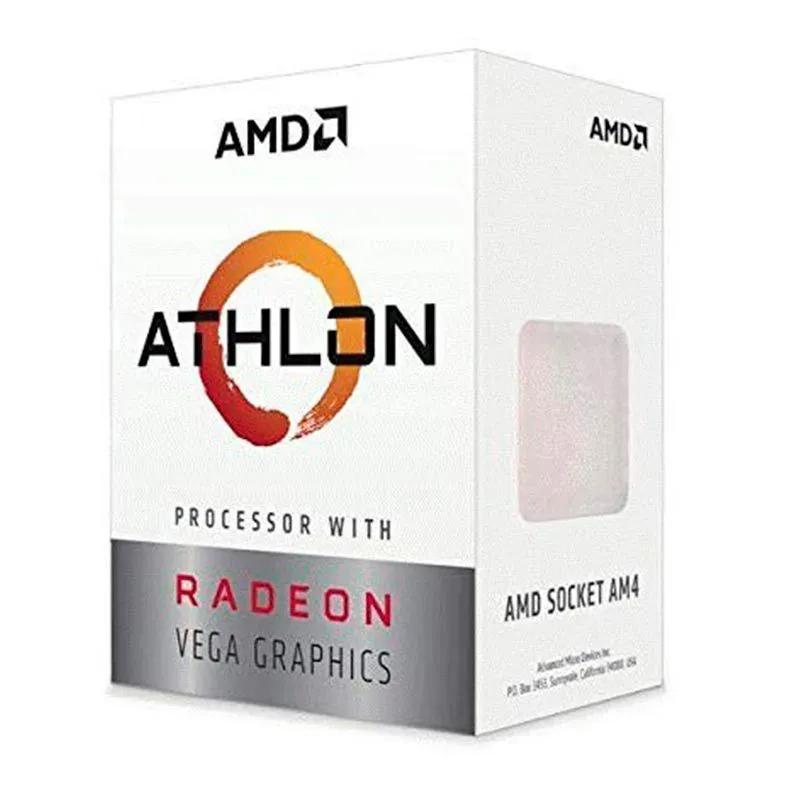 Processador AMD Athlon 220GE 3,4Ghz AM4 YD220GC6FBBOX