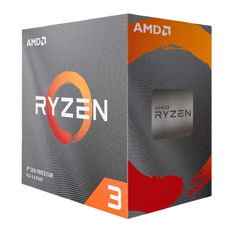 Processador AMD Ryzen 3 3100 18MB AM4 3.9Ghz 100-100000284BOX