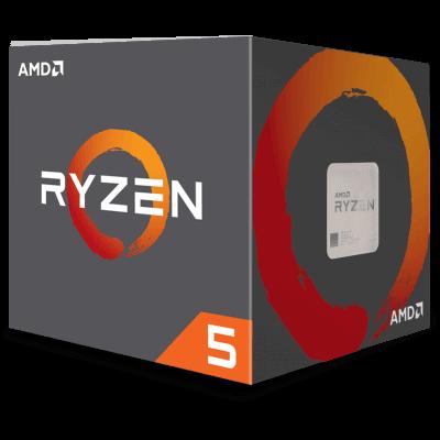 Processador AMD Ryzen 5 2600 6 Núcleos Cache 19MB 3.9GHZ Turbo AM4