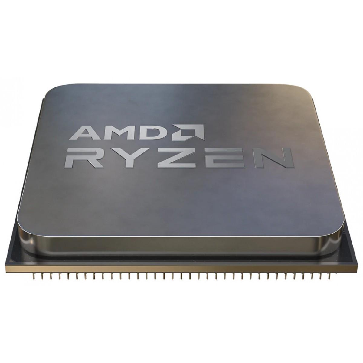 Processador AMD Ryzen 7 5700g 3.8GHz (4.6GHz Turbo) 8 Núcleos 16 Threads AM4 com vídeo integrado