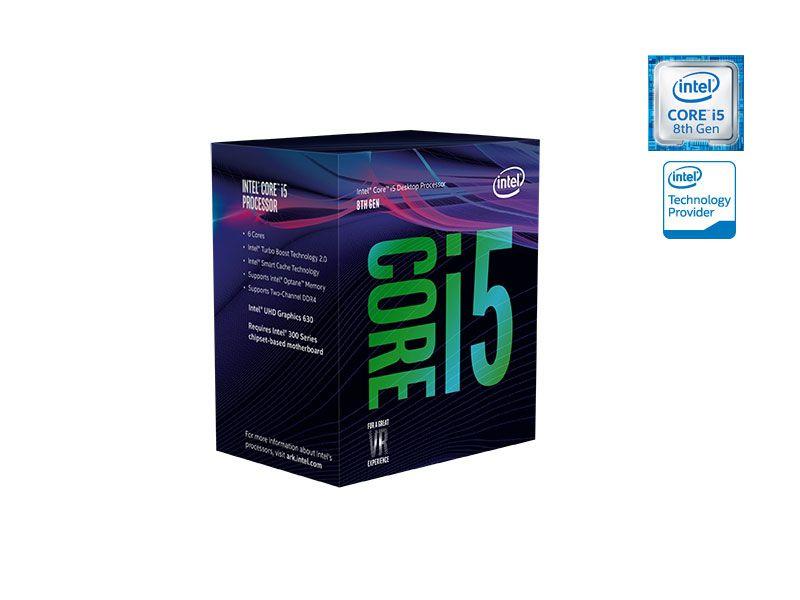 Processador Core I5 LGA 1151 INTEL I5 8500 3.00GHZ 9MB 8GER