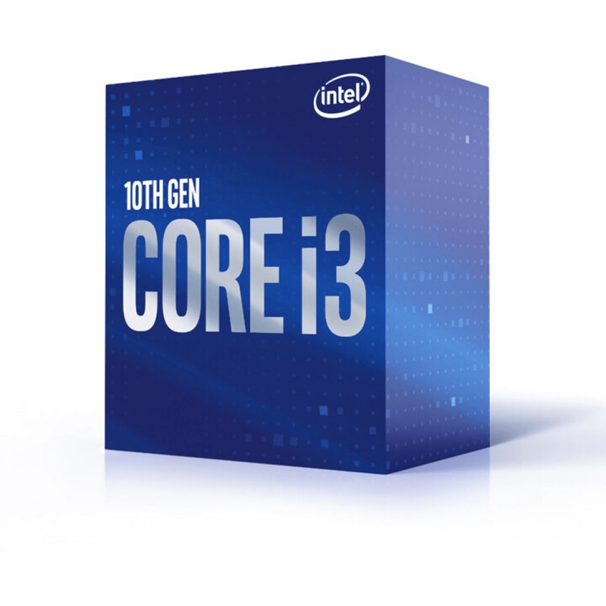 Processador Intel Core i3 10105F 3.7GHz 4.4GHz Turbo 10ª Geração 4-Cores 8-Threads LGA 1200 BX8070110105F