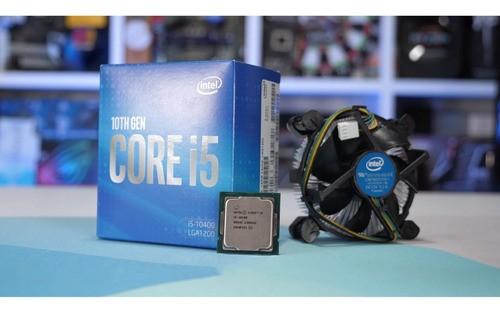 Processador Intel Core i5 10400 Cache 12MB 2,9Ghz 4,3Ghz LGA 1200  10º Geração