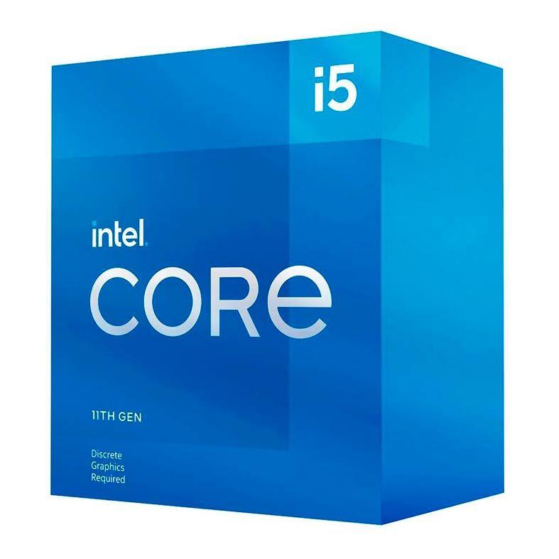 Processador Intel I5 11400F Hexa Cores 2,6GHz (4,4GHz Turbo) 12MB LGA 1200