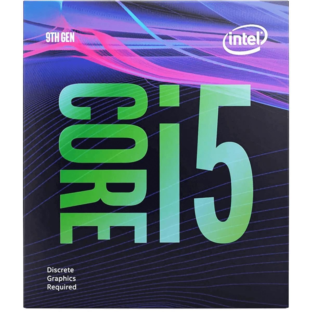 Processador Intel I5 9400 6 Cores 2,9GHz (4,1GHz Turbo) 9MB LGA 1151