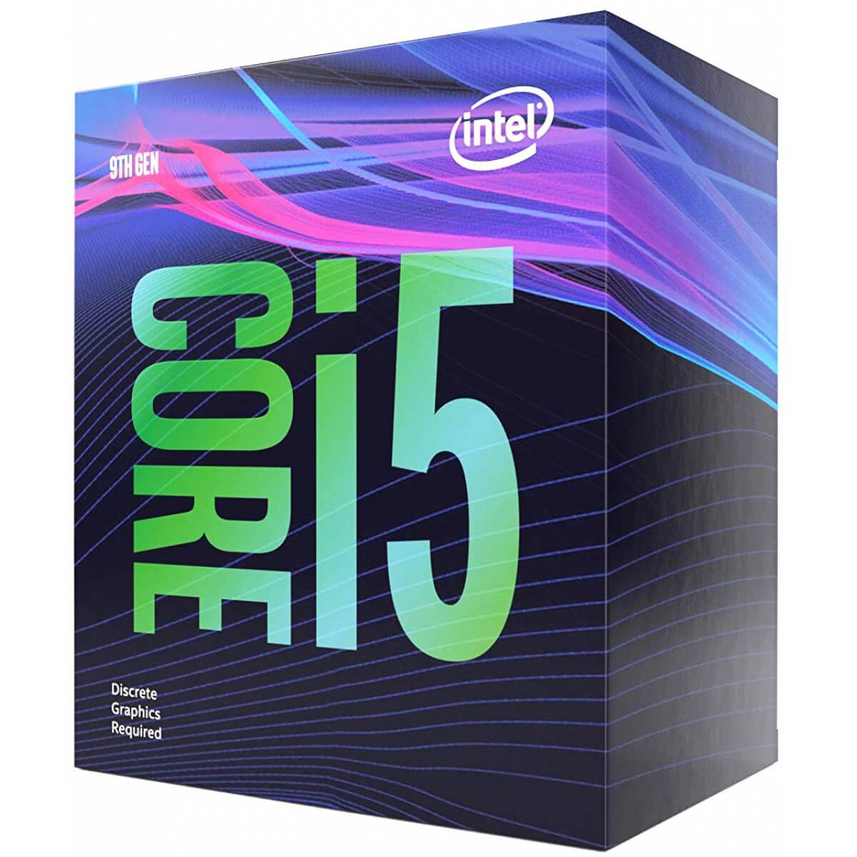 Processador Intel I5 9400F 6 Cores 2,9GHz (4,1GHz Turbo) 9MB LGA 1151