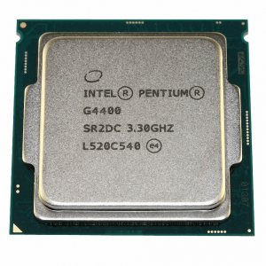 Processador Intel Pentium G4400 (3M Cache, 3.30 GHz) - BX80662G4400