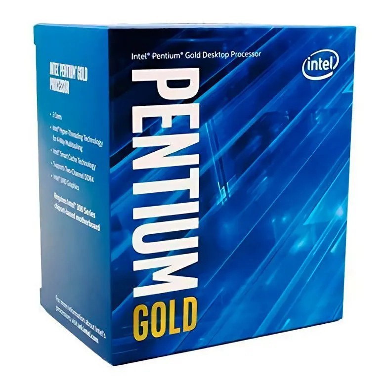 Processador Intel Pentium Gold G5420 3,8Ghz 4MB Cache LGA 1151 Coffee Lake