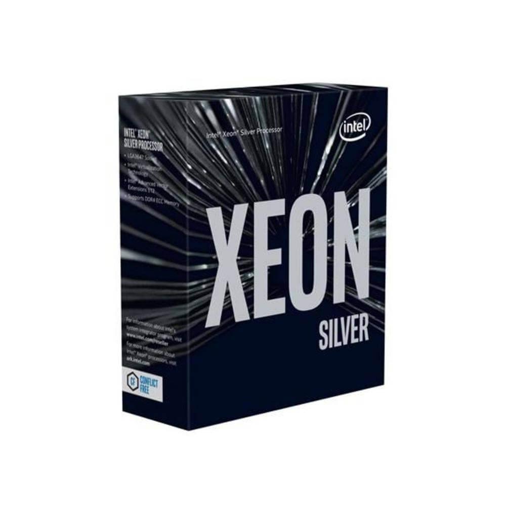 Processador Servidor INTEL Xeon 4110 Silver 3647 2,1GHZ