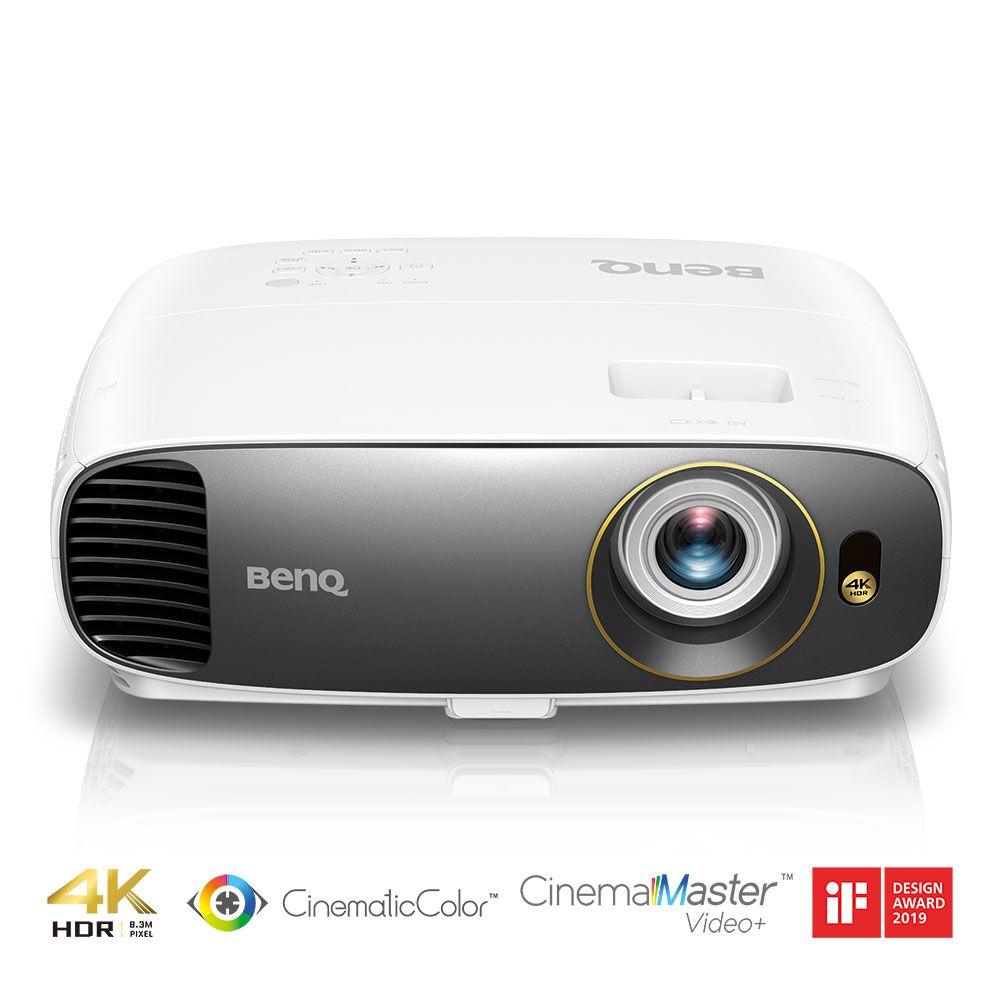 Projetor BENQ 2200 Lumens Cinema 4K UHD HDR HDMI W1700