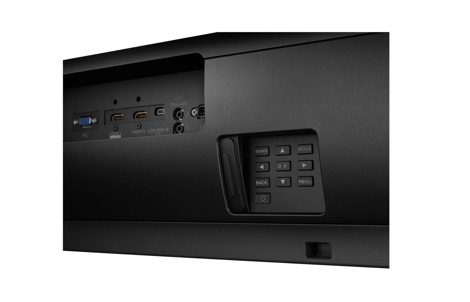 Projetor BENQ X12000 Home Cinema 4K 2200 ANSI Lumens