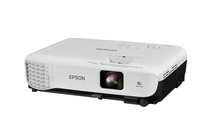 Projetor EPSON Powerlite VS250 3200 Lumens SVGA  V11H838220