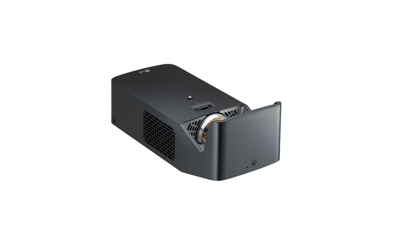 "Projetor LG SMART Cinebeam TV Portátil 1000 Lumens PF1000UW 100"""