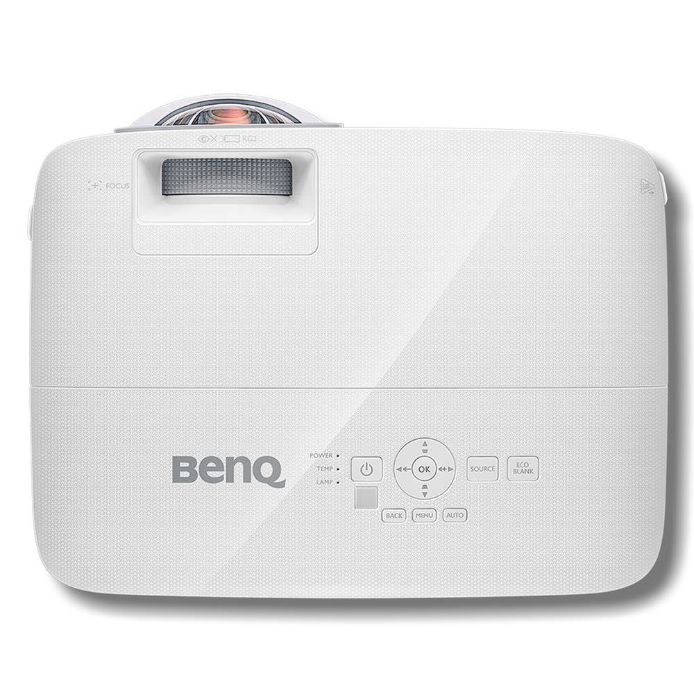 Projetor Multimidia BENQ MX825ST 3300 Lumens  9H.JGF77.13L