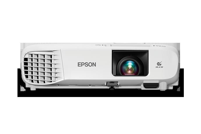 Projetor Multimidia EPSON Powerlite W39 3500 WXGA V11H856024