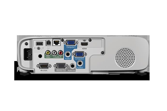 Projetor Multimidia EPSON Powerlite X39 3500 V11H855020