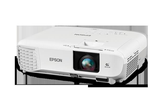 Projetor Multimidia EPSON Powerlite X39 3500 XGA V11H855024