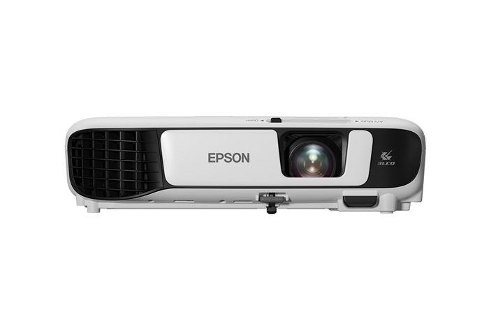 Projetor Multimidia EPSON Powerlite X41 3600 Wifi V11H843021