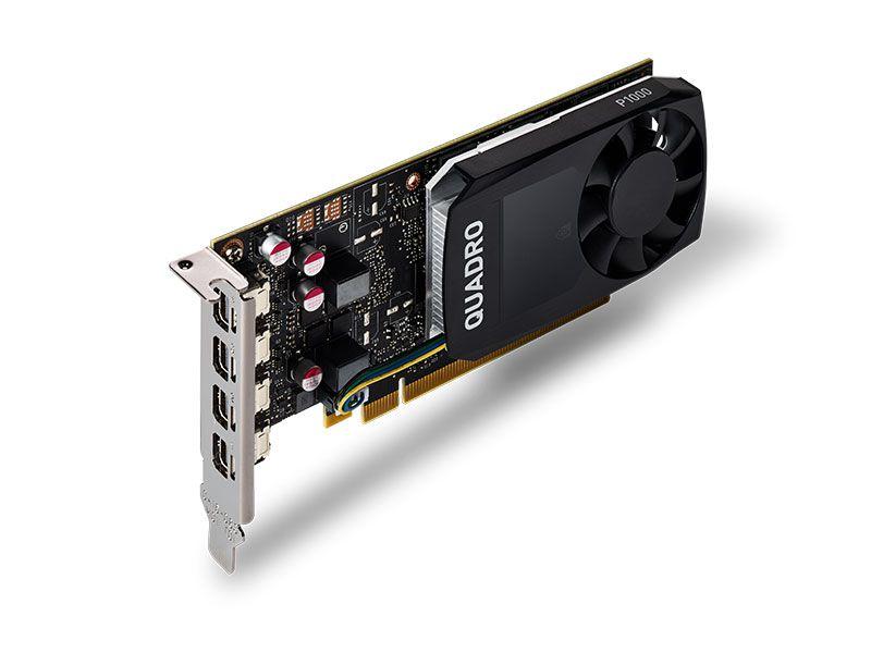 Quadro Nvidia VCQP1000-PORPB  P1000 4GB DDR5 128BIT DP