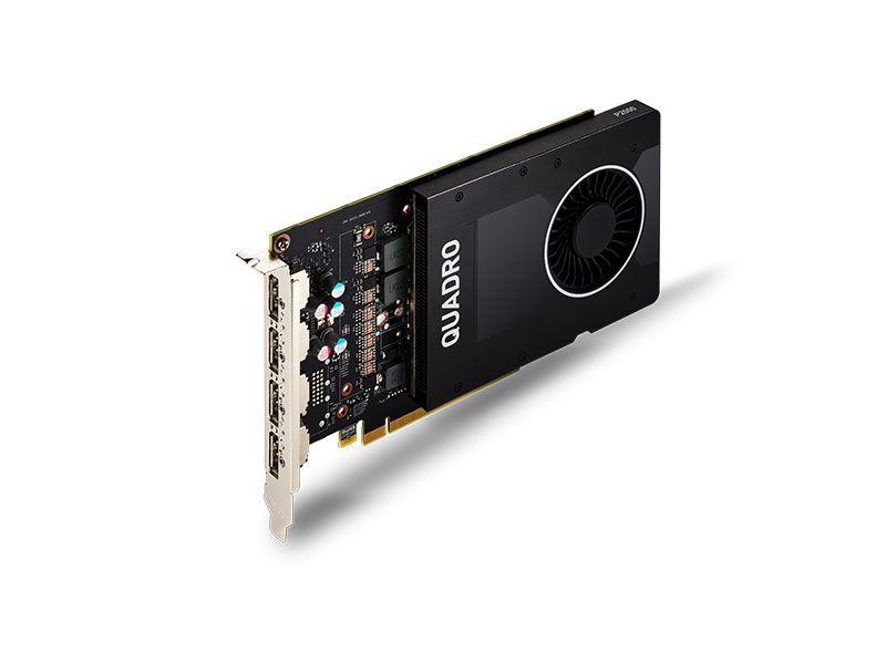 Quadro Nvidia VCQP2000-PORPB P2000 5GB DDR5 160BIT DP