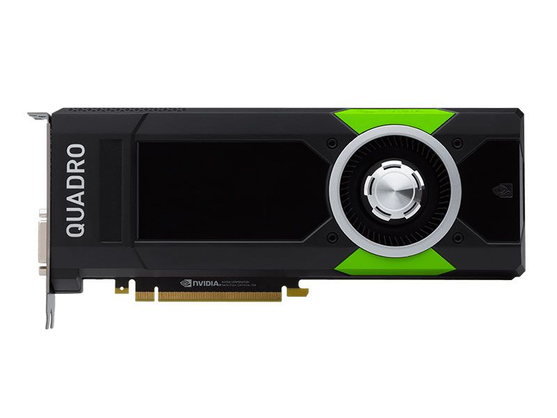 Quadro Nvidia VCQP5000-PB  P5000 16GB DDR5 256BIT DP DVI
