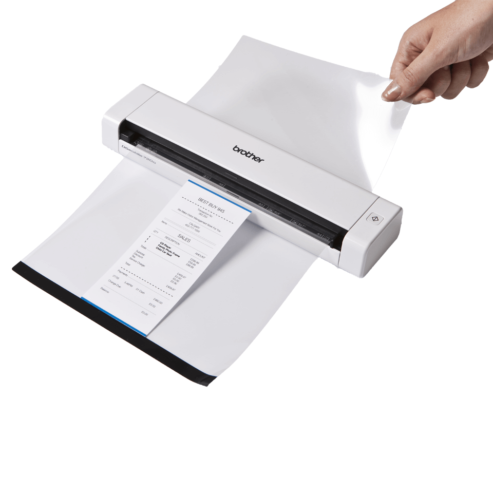 Scanner Brother Portatil -  DS620