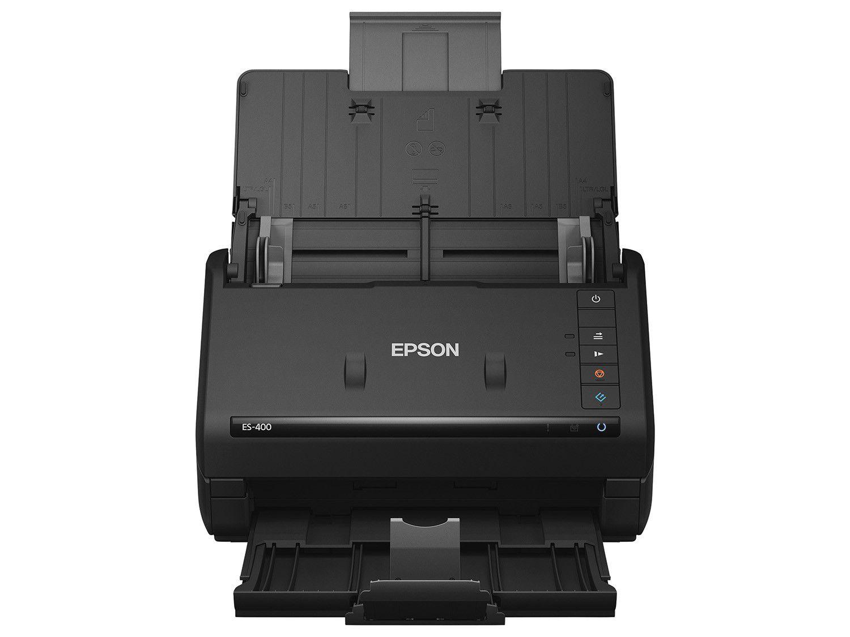 Scanner EPSON Colorido Documento Workforce ES-400 B11B226201