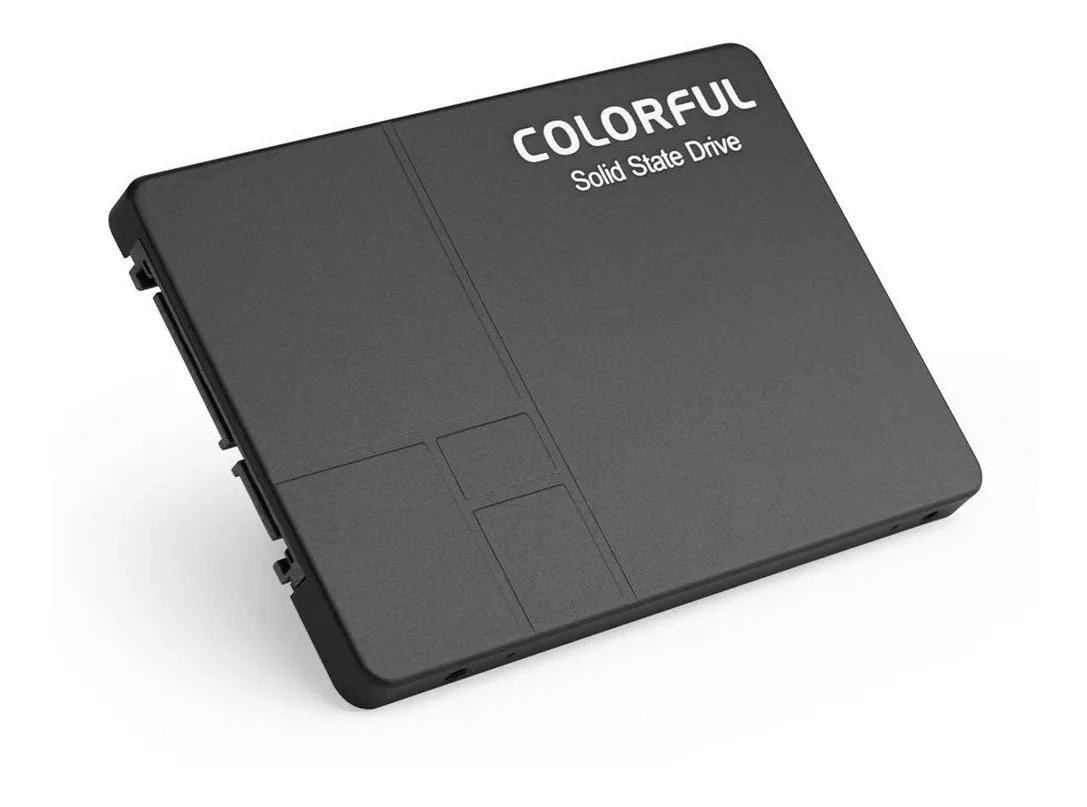 """SSD Colorful 240GB 2,5"""" Sata III  SL500-240GB-SB56GE"""