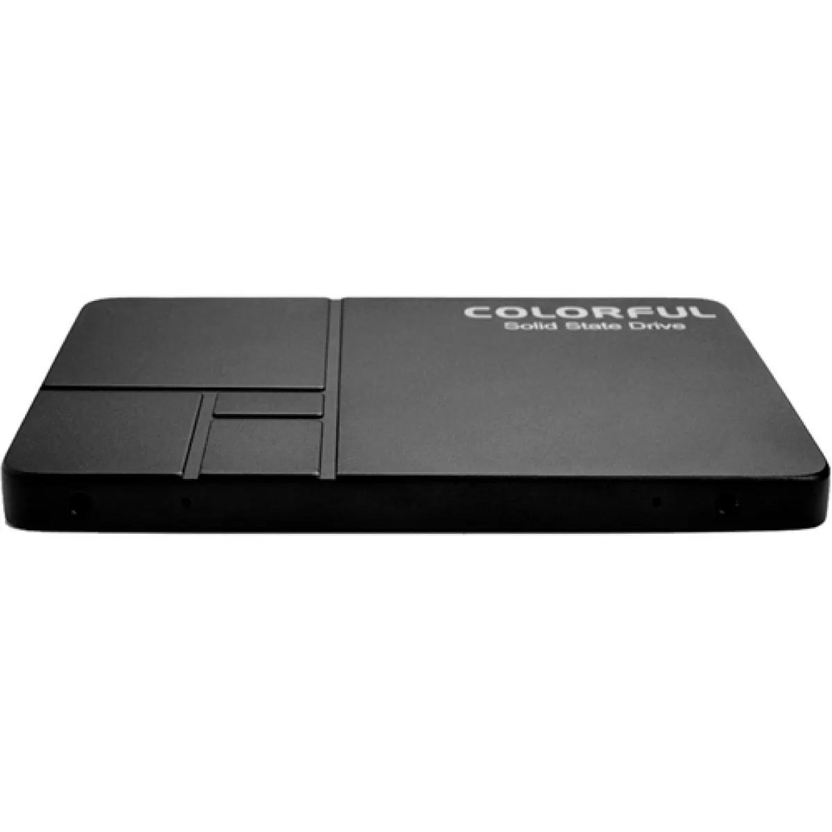 "SSD Colorful 250GB 2,5"" Sata III - SL500-250GB-IB55FE"