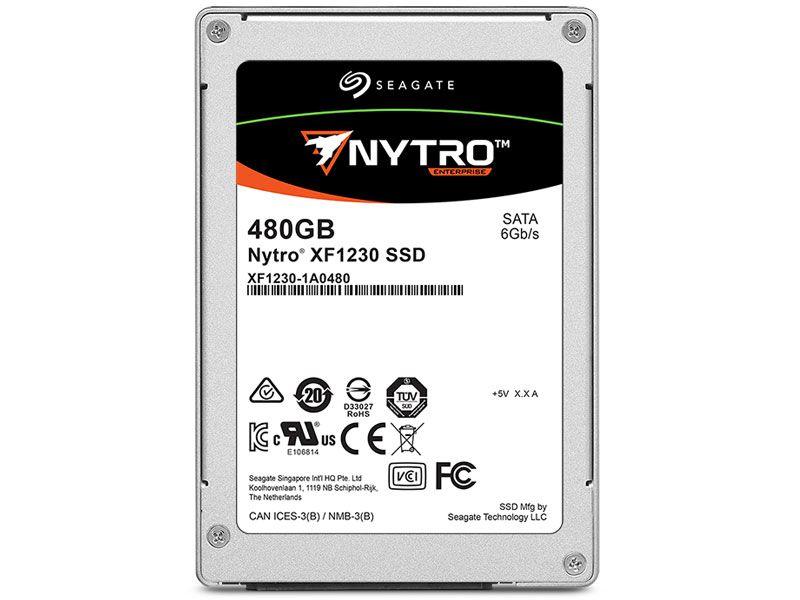 SSD Empresa SATA Seagate 2BW152-300 XF1230-1A0480  480GB