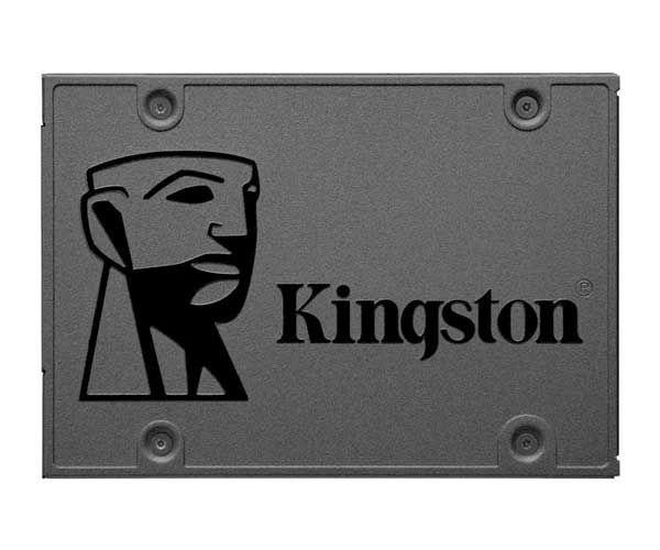 SSD Kingston 120GB A400 SATA 3 Leitura 500MB/s SA400S37/120G