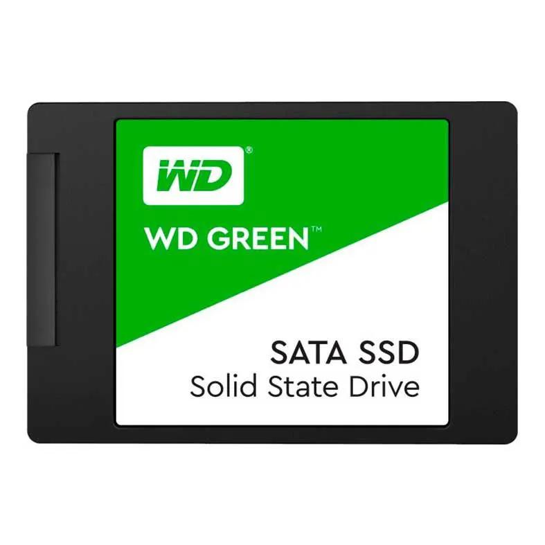 SSD WD Green 1Tb Sata Leitura 545Mb/s Gravação 430Mb/s WDS100T2G0A