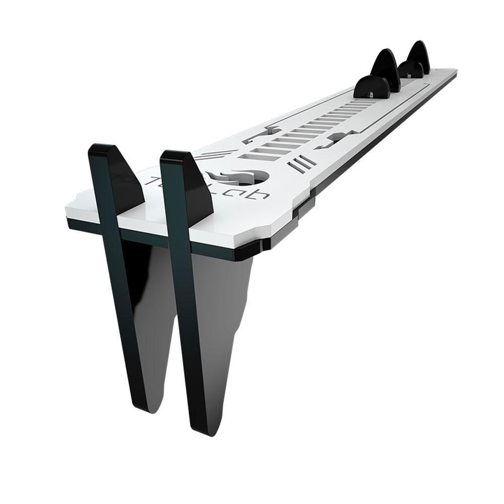 Suporte para VGA RISE TECLAB Black and White RM-SV-04-BW
