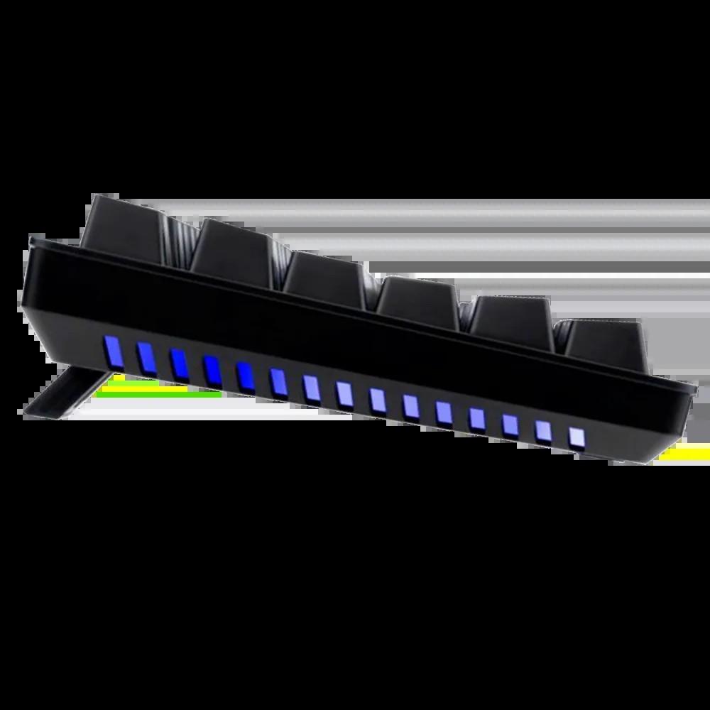 Teclado Mecânico Gamer T-Dagger Bermuda T-TGK312-BL Single Color