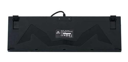 Teclado Mecanico Redragon Mitra RGB K551RGB Switch Blue