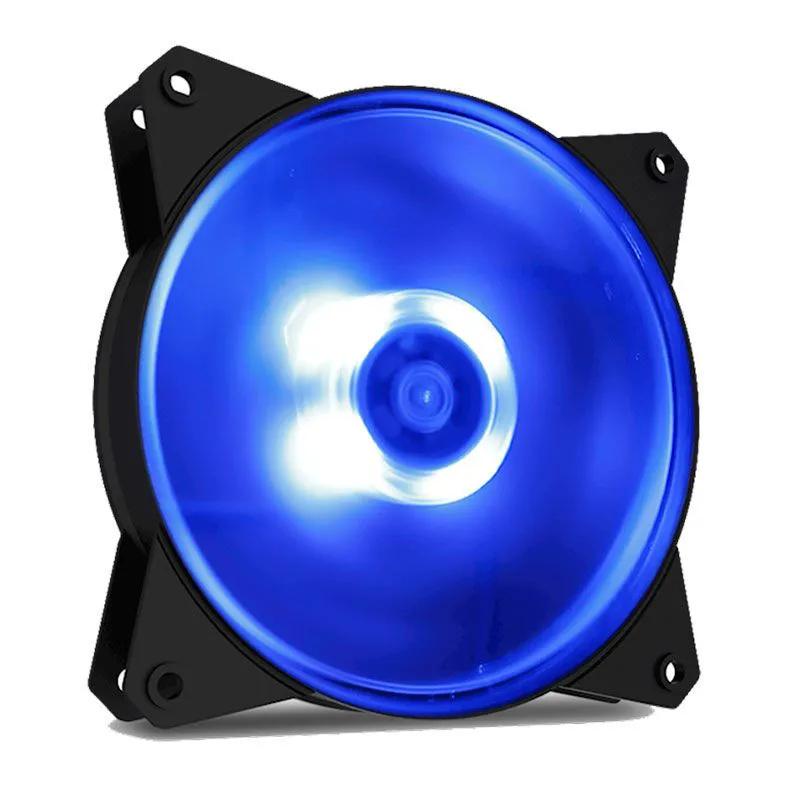 Ventoinha Cooler Master MasterFan MF120L 120MM Led Azul R4-C1DS-12FB-R1