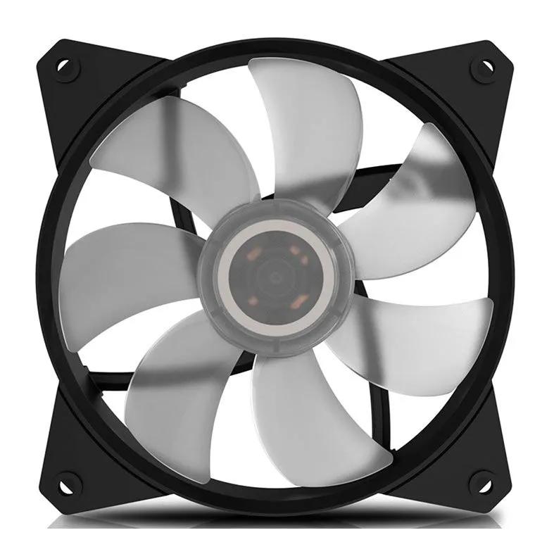 Ventoinha Cooler P/ Gabinete Cooler Master MasterFan MF120L RGB 120MM R4-C1DS-12FC-R1