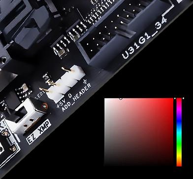 Water Cooler Gamdias Chione M2-240R RGB Com Controlador 240mm Intel AMD