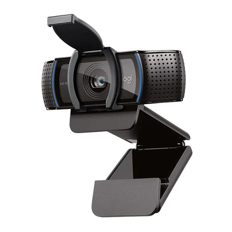 Webcam Logitech C920S Full HD Pro 1080P VideoChamadas 960-000764