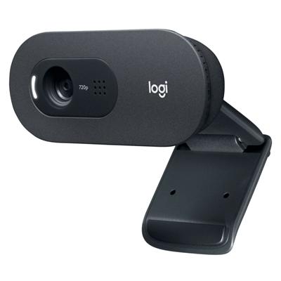 Webcam Logitech C505e, Com Microfone, HD 720p - C505e 960-001372