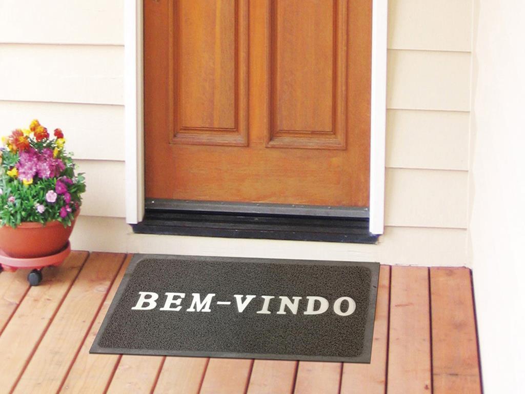 CAPACHO VINIL BEM VINDO