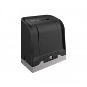 Automatizador De Portão Deslizante Intelbras Dr 400 Al  Até 400 kg 127v