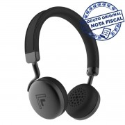 Headset Intelbras Bluetooth Focus Style Black