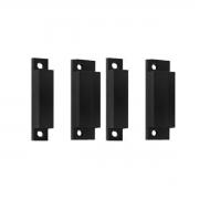 Kit 02 Sensor Magnético Intelbras Xas Connect Black
