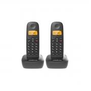 Kit 02 Telefone Sem Fio Intelbras Ts 2510 Preto