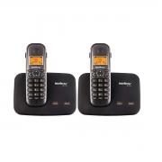Kit 02 Telefone Sem Fio Intelbras Ts 5150